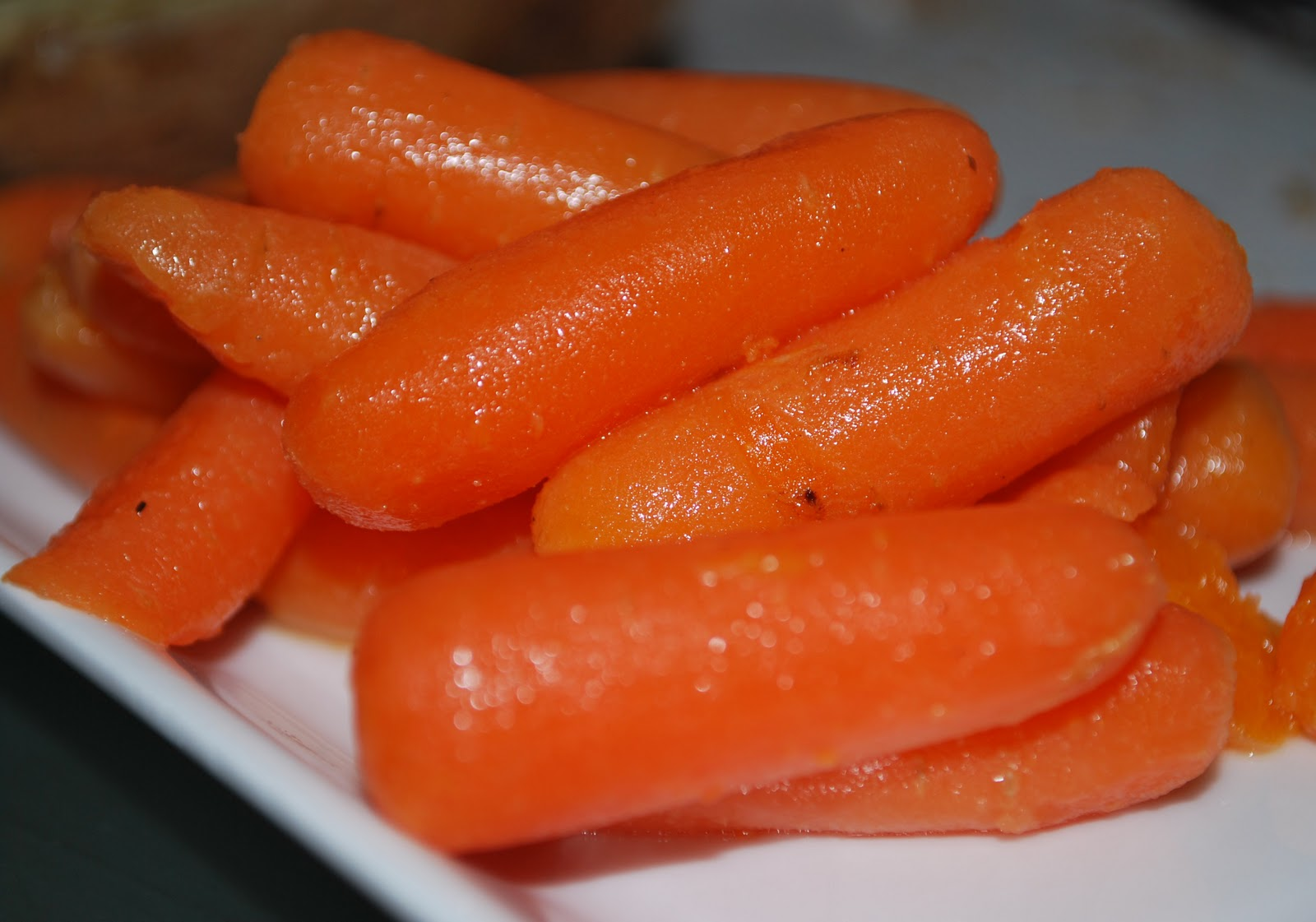Sturgis Honey Carrots