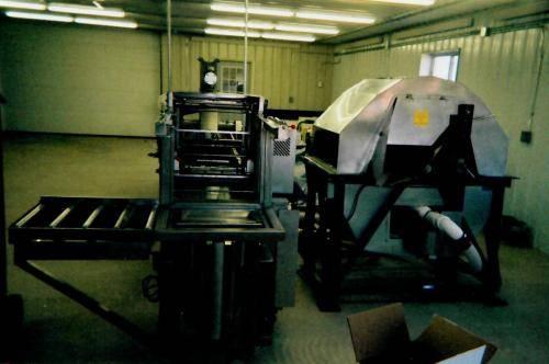 Sturgis Honey Extractor