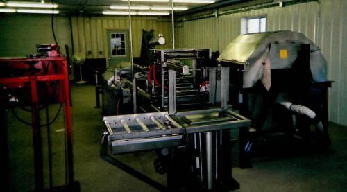 Sturgis Honey Extractor Wax Spinner